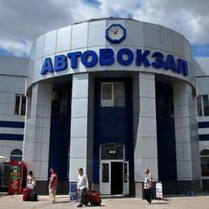 Автовокзалы Пустошки