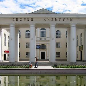 Дворцы и дома культуры Пустошки