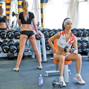 Фитнес-клубы Пустошки