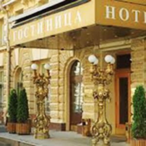 Гостиницы Пустошки