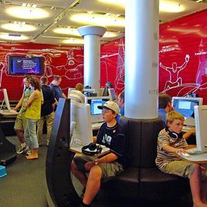Интернет-кафе Пустошки