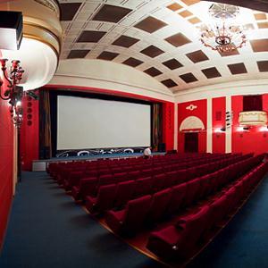 Кинотеатры Пустошки