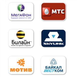 Операторы сотовой связи Пустошки