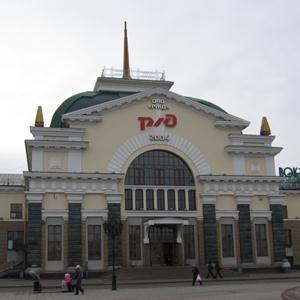 Железнодорожные вокзалы Пустошки